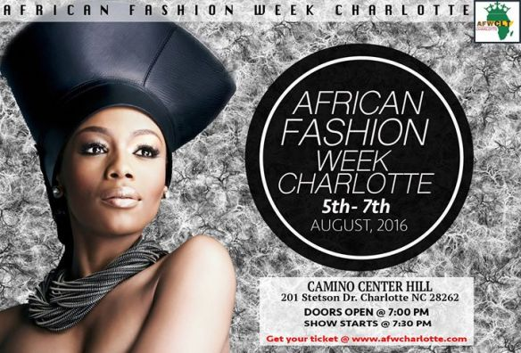 AFRICAN FASHION WEEK CHARLOTTE