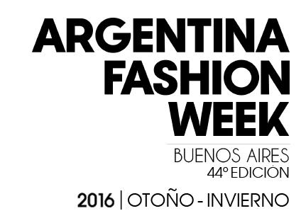 buens Aires Fashion Week